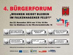 4. Bürgerforum