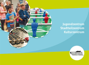 Klubhaus Spandau Broschuere 2014
