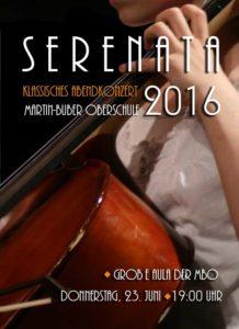 Serenata - Chor-, Orchester- und Kammermusikwerke