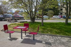 Aufwertung öffentlicher Raum im FF Ost