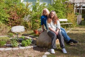 Gärten verwurzeln im FF