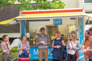 Mobiles Café