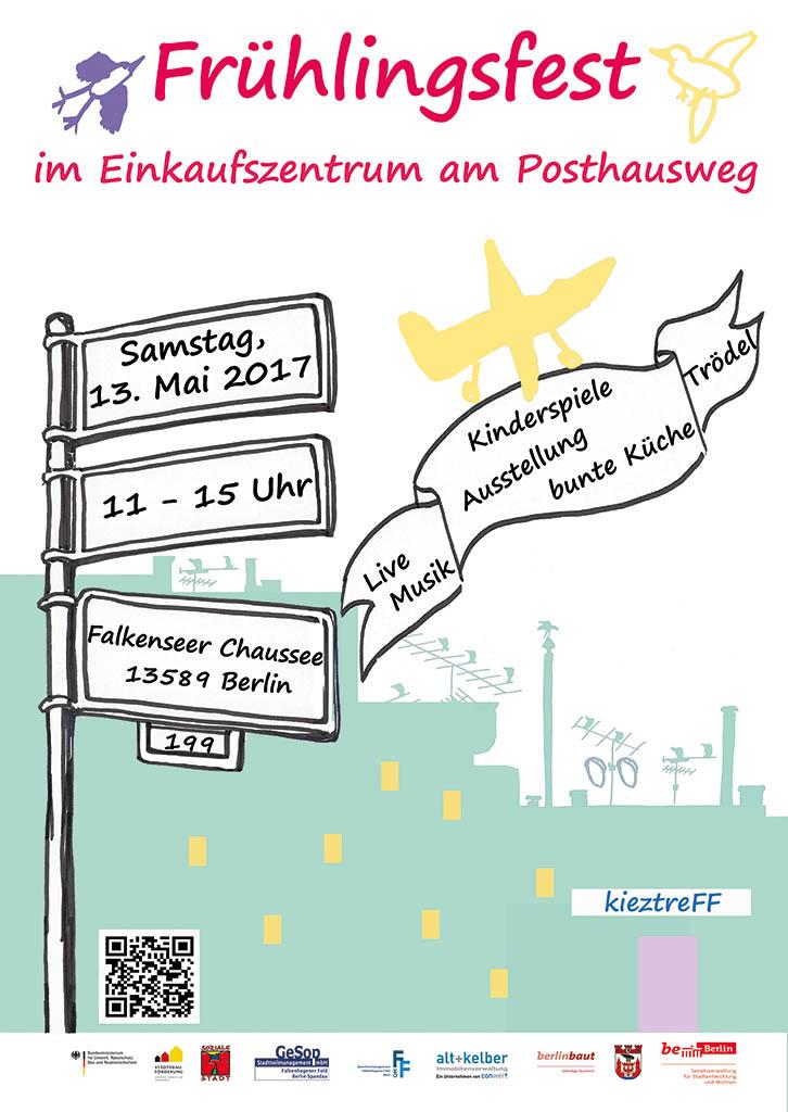 4. Frühlingsfest am Posthausweg