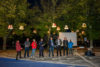 40 Laternen leuchten am Westerwaldplatz