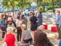 Eröffnung des Stadtteilbüros des Quartiersmanagement im Falkenhagener Feld Ost (Foto: www.salecker.info)