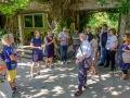 Quartiersrätetreffen in der Gartenarbeitsschule