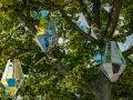 Laternenbasteln für den Westerwaldplatz