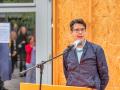 Einweihung der Kitaerweiterung in der Ev. Zuflucht-und-Jeremia-Kirchengemeinde (Foto: www.salecker.info)