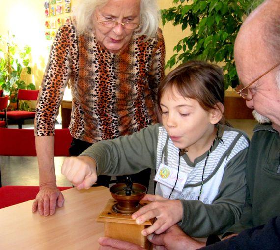 Elternnetzwerk im FF - auch Großeltern machen mit © Fipp e.V.