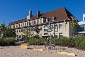 B.-Traven-Oberschule (Foto: Ralf Salecker)