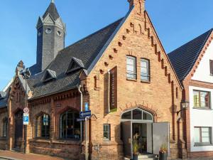 Das Tortenhaus in Waren an der Müritz (Foto: Nicola Pridik)