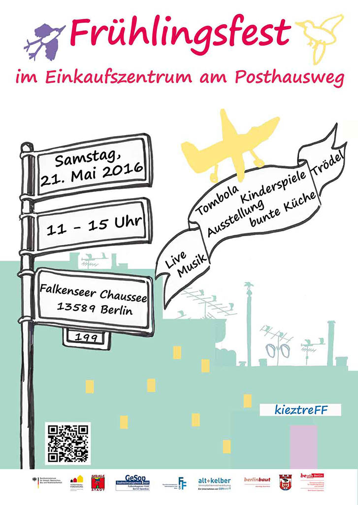 3. Frühlingsfest am Posthausweg