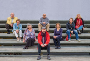 Das Redaktionsteam des Falkenhagener Express