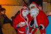 Traditioneller Weihnachtsmarkt vor der Zuflucht