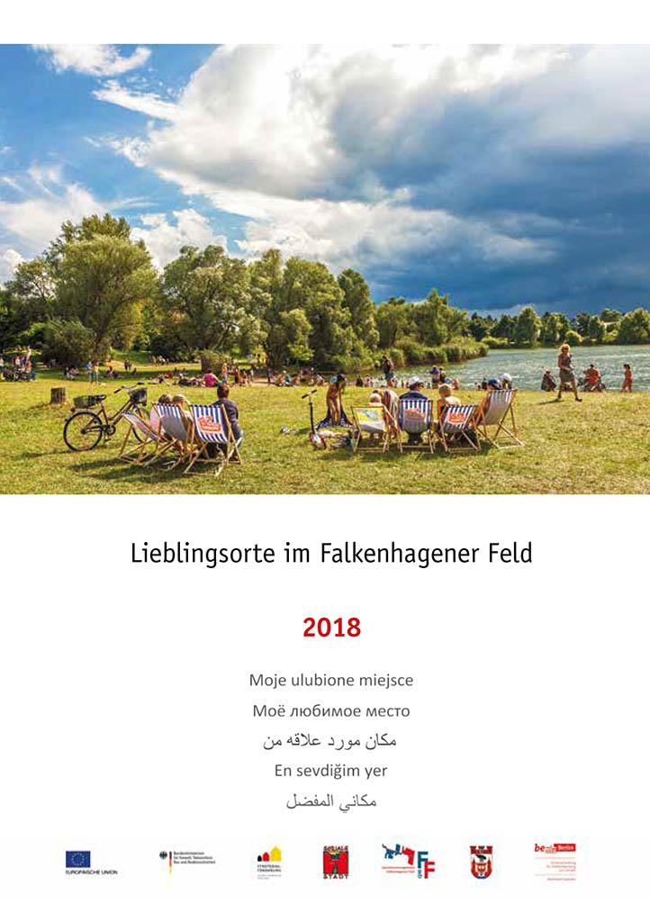 Kalender 2018 für das FF - Meine Lieblingsorte