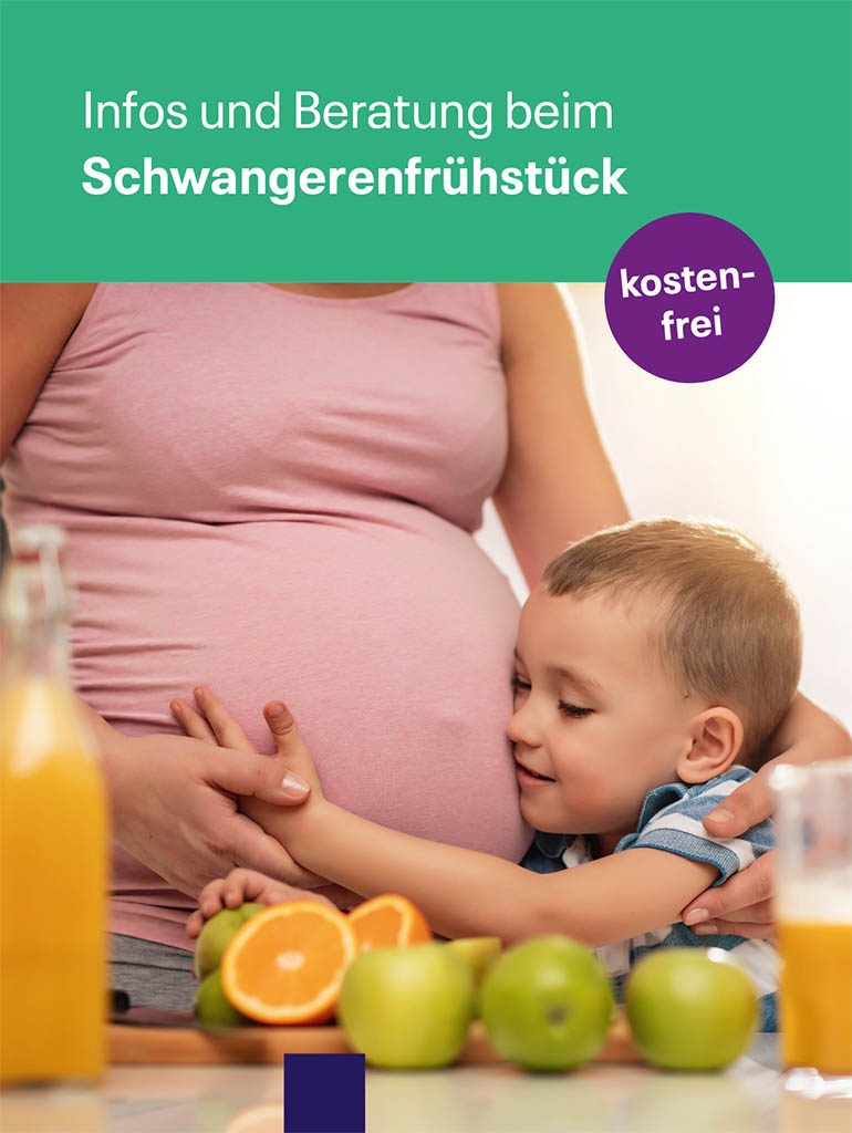 Schwangerenfrühstück mit Beratung im FiZ-West
