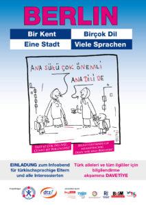 Deutsch-türkische bilinguale Bildung und Erziehung in Berlin