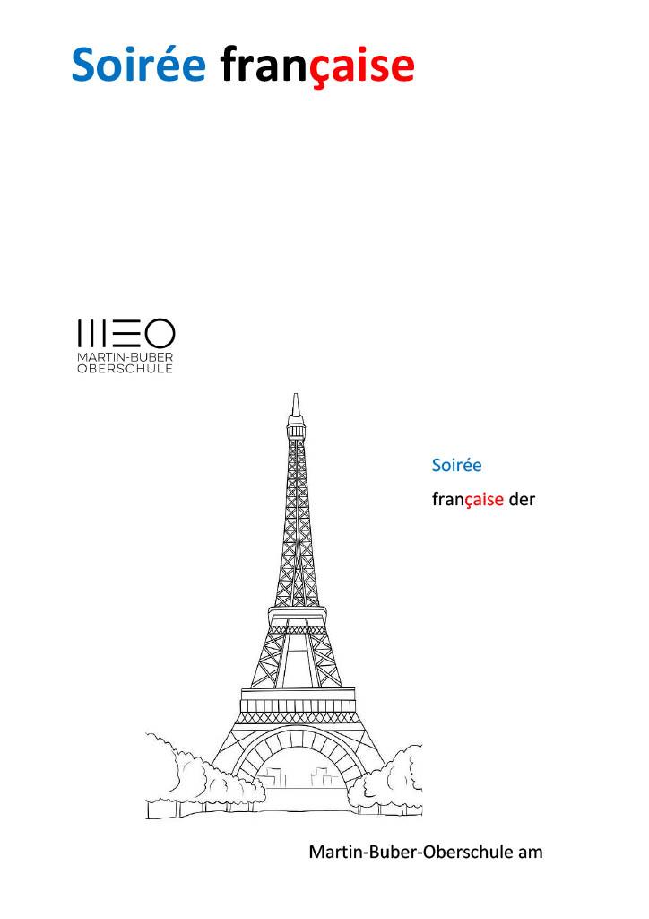 Soirée française in der MBO