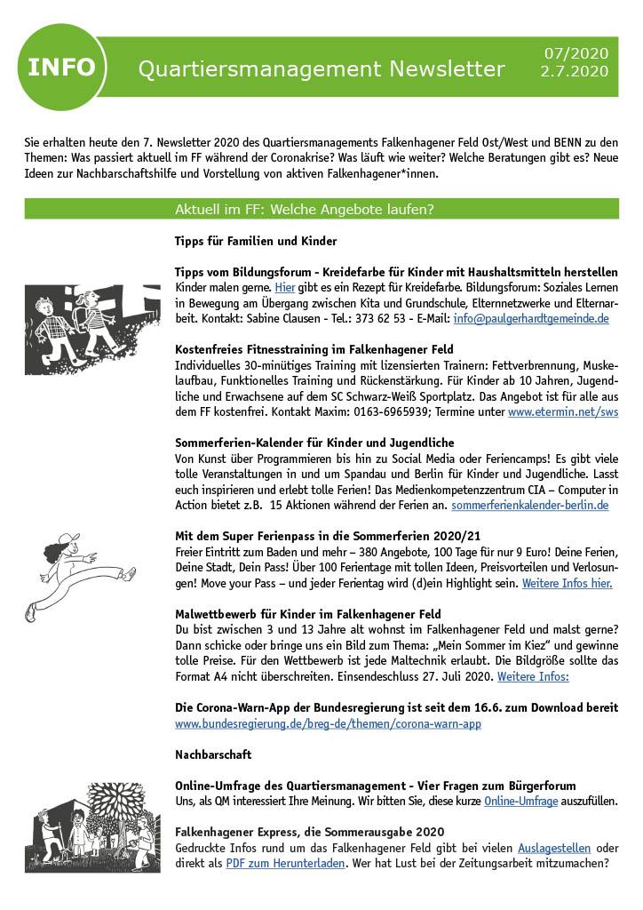 QM-Newsletter Nr. 7