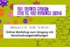 Online-Workshop zum Umgang mit Verschwörungserzählungen